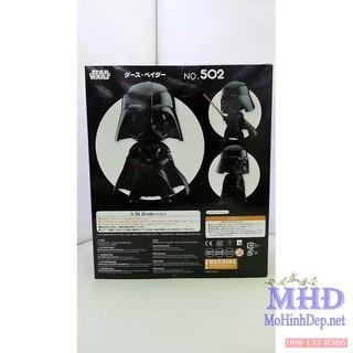 [MHĐ] Mô hình Nendoroid 502 Darth Vader – Star Wars
