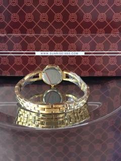 Đồng hồ nữ Halei mặt tím thuỷ chung máy nhật chính hãng