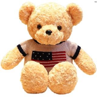 Gấu Teddy Nhồi Bông Cỡ Lớn Dễ Thương Cho Bé Gái