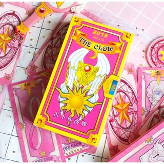 Bộ bài Tarot Clow card/Sakura Captor Card/KINOMOTO SAKURA