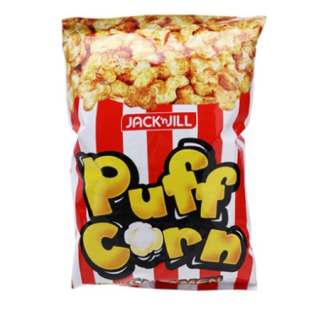 Snack Puff Corn Jack