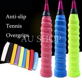AUshop Anti-Slip Band Tennis Wrap Sweat Racquet