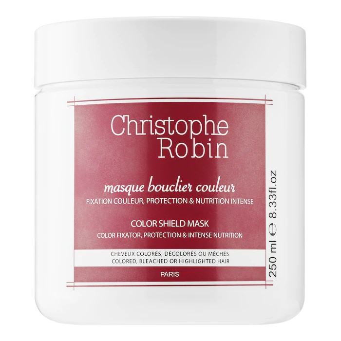 Christophe Robin ✨ Mặt nạ ủ phục hồi cho tóc nhuộm tẩy Color Shield Hair Mask