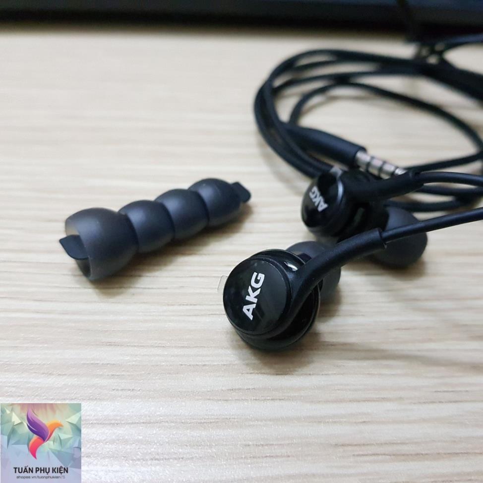 Tai Nghe Samsung S10 ⚡ Tai nghe AKG Nhét Tai (In Ear) Samsung S8/ S10 ⚡Tặng Kèm 1 Bao Đựng Tai Nghe - TGDĐ89