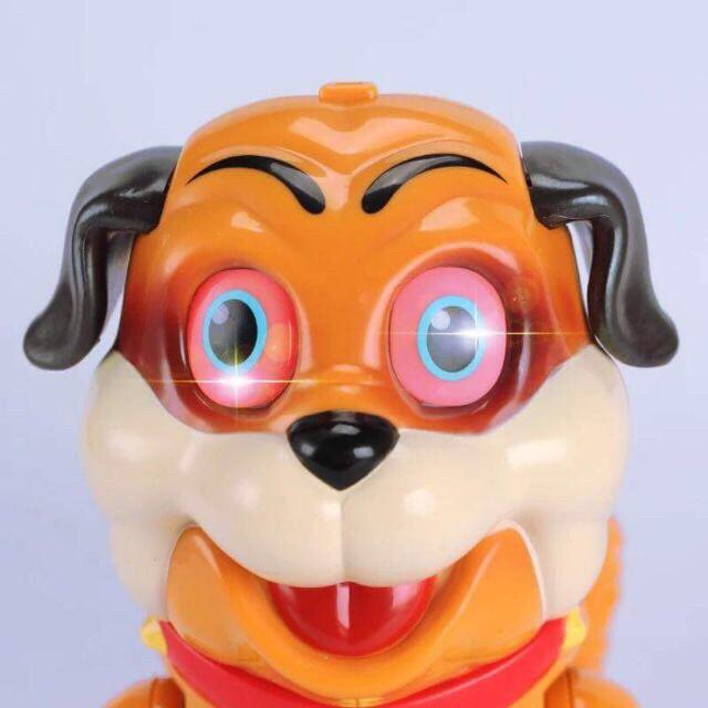 Sale Sập Sàn-Chó puppy cảm ứng ( Ảnh và video thật)