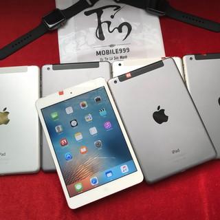 Máy Tính Bảng IPad Mini 1 – 16G (Wifi + 4G) Zin All Đẹp 99%