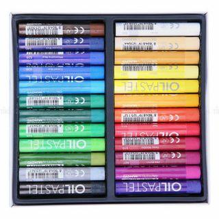 [FREESHIP 99K]Bộ Bút sáp dầu 24 màu
