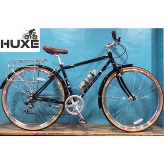 Xe đạp thể thao-Xe đạp đường phố California City 200 700C bộ chuyển động cao cấp shimano khung hợp kim thép cacbon thumbnail
