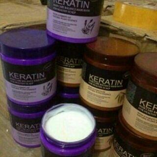 Combo 3 hủ ủ tóc Karatin 1000ml