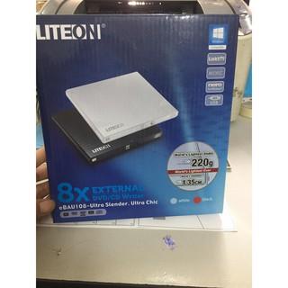 Bộ ổ đĩa quang gắn ngoài đọc và ghi CD,DVD kết nối USB 2.0 thumbnail