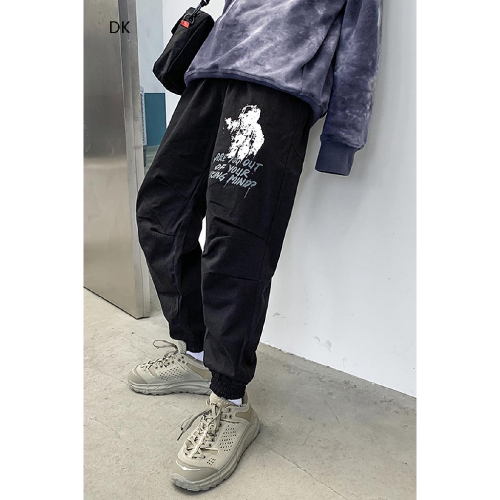 แฟชั่น กางเกงขายาวกางเกงขายาวกางเกงเก้าแต้มกางเกงขายาวกางเกงขายาวชายกางเกงลำลอง  ย้อนยุค กางเกงขายาวสแลค  อารมณ์ กางเก