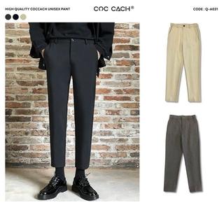 Quần vải nam nữ basic Q-A031 by COCCACH thumbnail