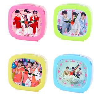 Đồng hồ để bàn tfboys màu sắc ĐHBI33 đồng hồ báo thức cute thumbnail