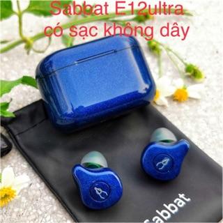 Tai nghe bluetooth sabbat e12 ultra [chính hãng BH 6 tháng] nhập khẩu trực tiếp Hãng, giá cực tốt