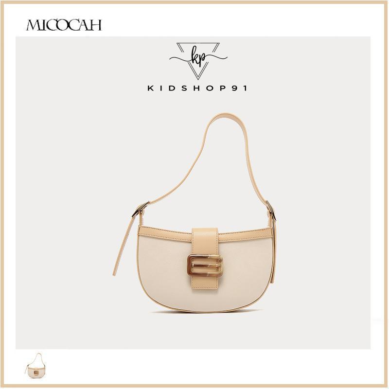 Túi Micocah đeo chéo⚡FREESHIP⚡ Micocah túi đeo chéo dây bản to đeo vai mẫu mới FSD390