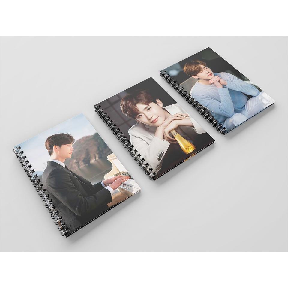 Bộ Combo 3 NoteBook Lee Jon