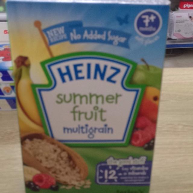Bôt HEINZ vị ngũ cốc trái cây mùa hè - 2626023 , 471234419 , 322_471234419 , 80000 , Bot-HEINZ-vi-ngu-coc-trai-cay-mua-he-322_471234419 , shopee.vn , Bôt HEINZ vị ngũ cốc trái cây mùa hè