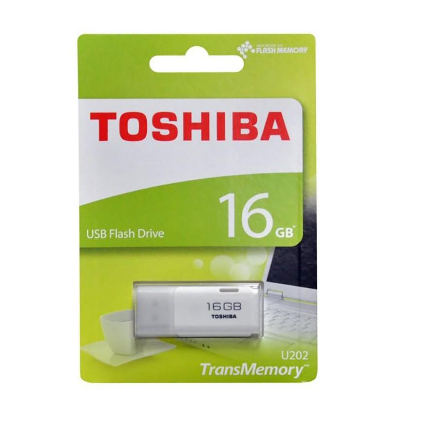USB 16G Toshiba - 15396396 , 1449112261 , 322_1449112261 , 135850 , USB-16G-Toshiba-322_1449112261 , shopee.vn , USB 16G Toshiba