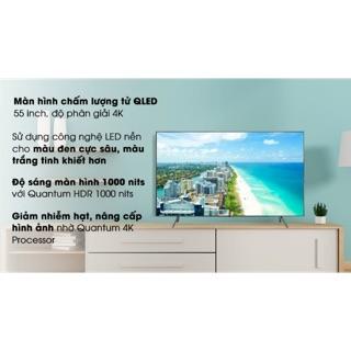 Smart tivi QLED Samsung 4K 55 inch QA55Q75R.