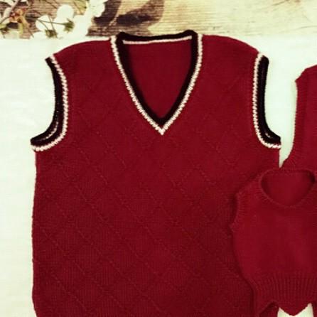 [Voucher-Khóa học Online] Học đan len cơ bản & đan áo gile hoàn chỉnh cho cả gia đình [Toàn Quốc]