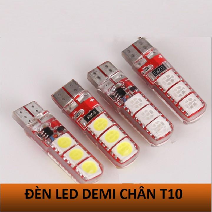 Cặp đèn LED Demi chân T10