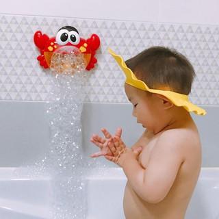 Đồ chơi con cua thổi bong bóng cho bé