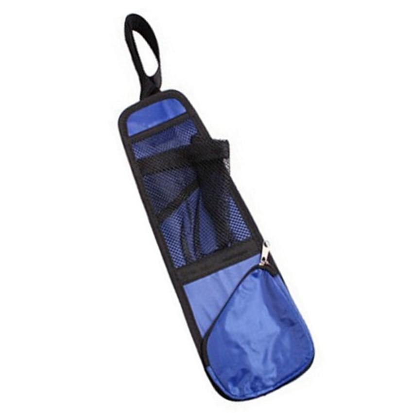 Túi đựng đồ treo thành ghế ô tô 3P Auto 206142 1 (Xanh)