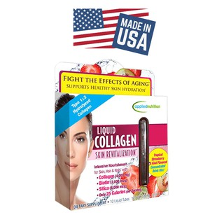 [10 20 30 ống] Collagen nước Liquid Collagen 4000 mg Applied Nutrition thumbnail