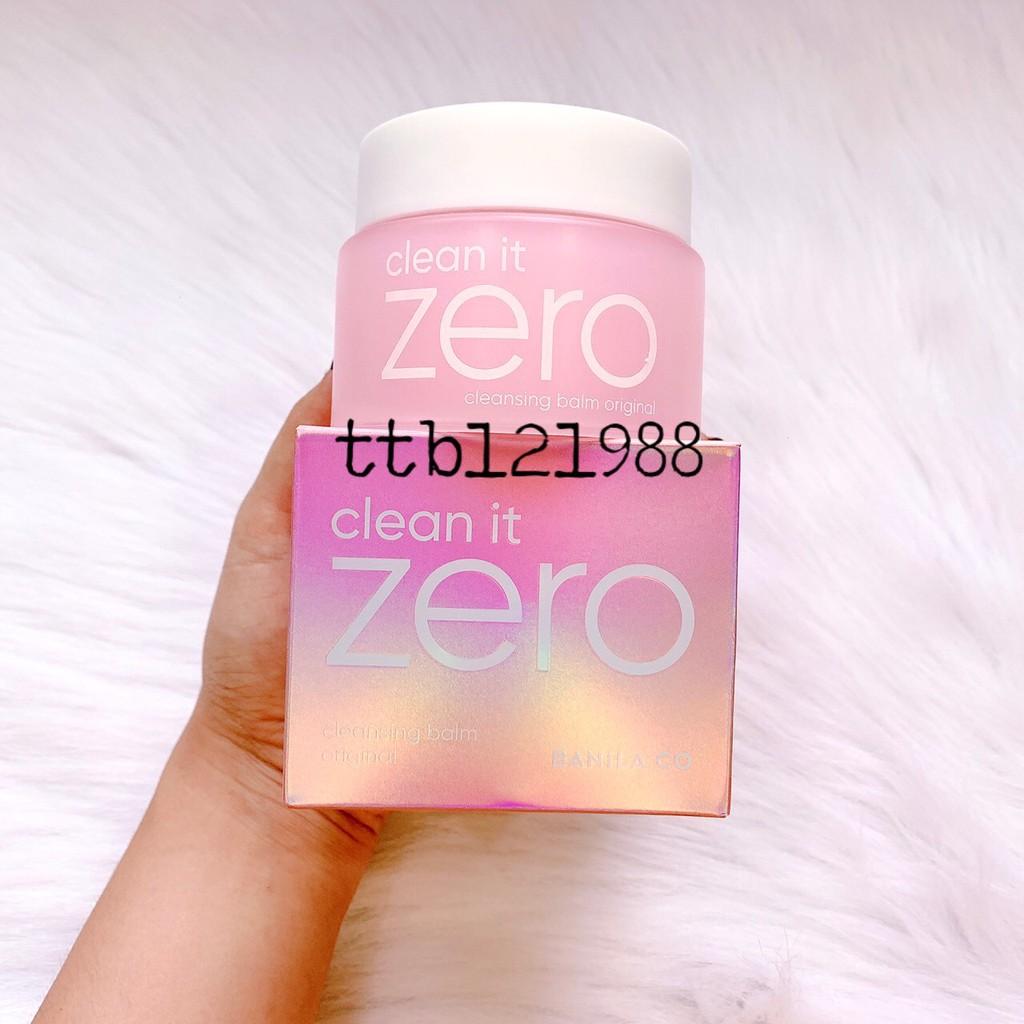 Tẩy Trang Zero Clean It Banila Co 100ml