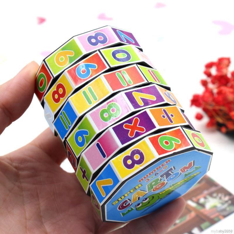 Đồ chơi xếp hình toán học giáo dục choi trẻ