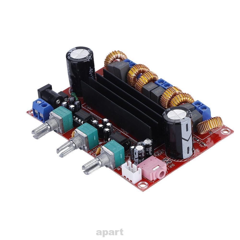 XH-M139 Amplifier Board Audio Digital High Power Subwoofer 2.1 Channel 50Wx2+100W TPA3116D2