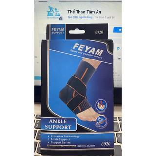 Bó vải chống lật cổ chân, mắt cá chân Feyam Ankle Support 8920 phục hồi sau chấn thương
