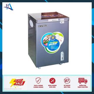 Tủ đông mini Hòa Phát HCF 106S1ĐSH 100L (Miễn phí giao tại HCM-ngoài tỉnh liên hệ shop)