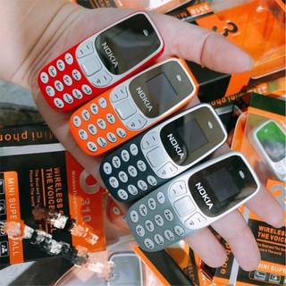Điện thoại mini N.O.K.I.A 3310 2 sim 2 sóng đảm bảo đúng hình 100%, BH 12 tháng,1 đổi 1 trong vòng 7 ngày