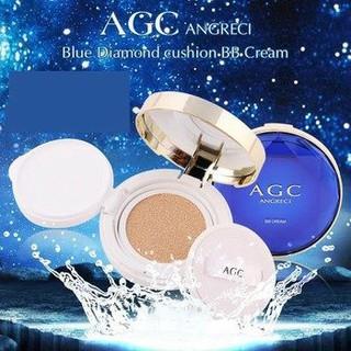 Phấn nước Diamond AGC Xanh kèm lõi sơ cua thumbnail