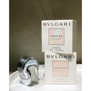 Nước hoa mini nữ BVL Omnia Crytallins 5ML thumbnail