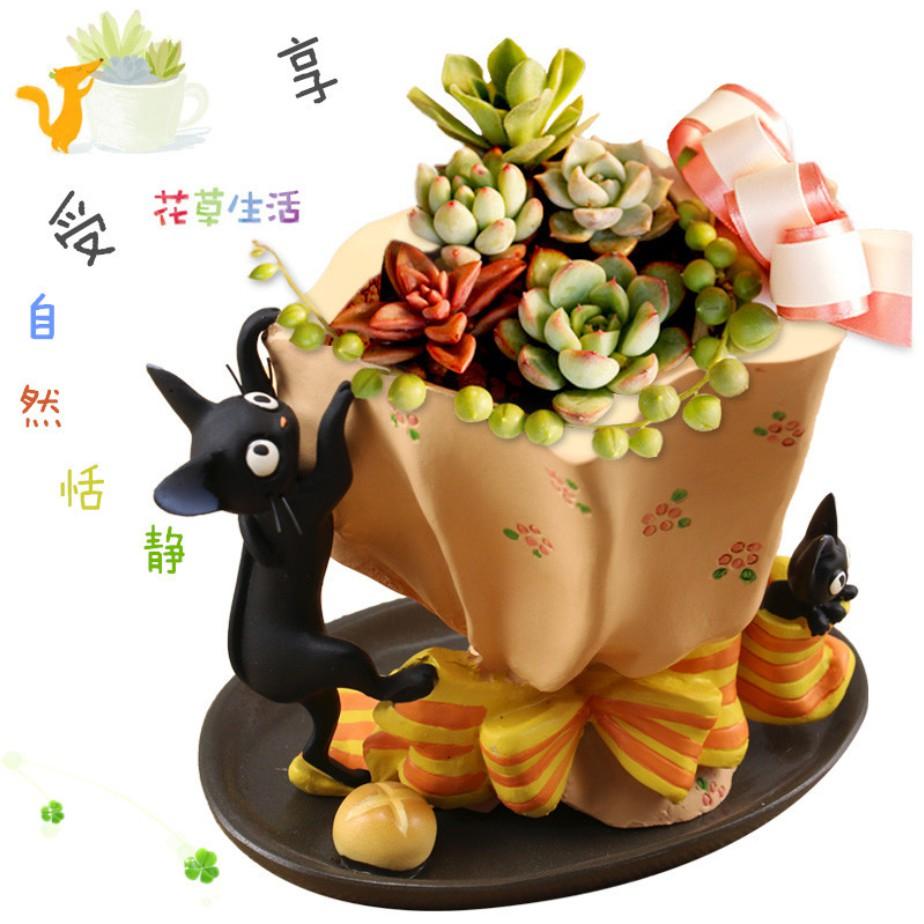 Chậu bonsai, tiểu cảnh, xương rồng, sen đá mẫu Mèo đen và kem bơ - 2844298 , 810388567 , 322_810388567 , 180000 , Chau-bonsai-tieu-canh-xuong-rong-sen-da-mau-Meo-den-va-kem-bo-322_810388567 , shopee.vn , Chậu bonsai, tiểu cảnh, xương rồng, sen đá mẫu Mèo đen và kem bơ