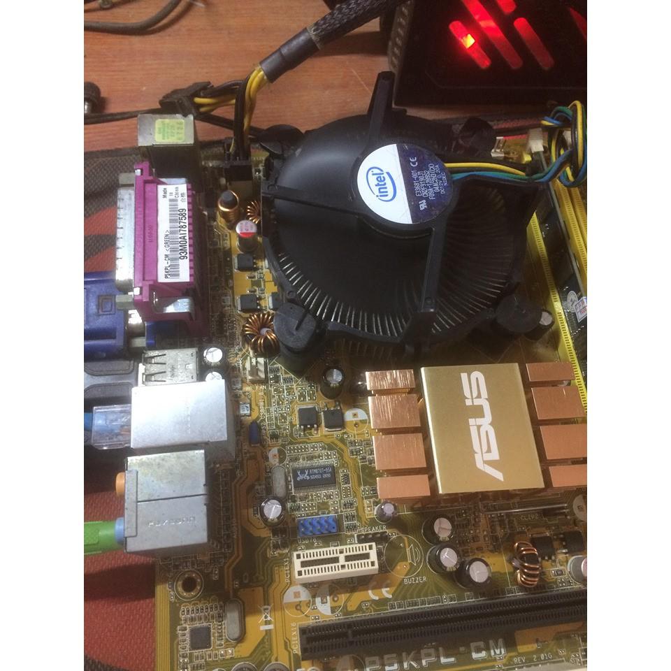 Main Asus G31 Ram 2Gb E5200