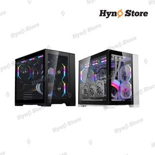 Vỏ case máy tính Lian Li O11 Dynamic Mini White - Hyno Store thumbnail