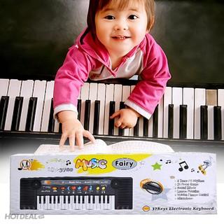 Đồ Chơi Đàn Piano MQ-3700 Có Micro Cho Bé