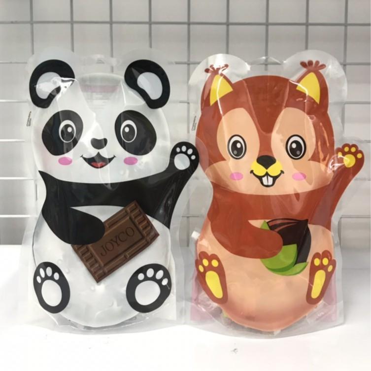 Kẹo socola gấu & kẹo socola sóc Joyco Nga 150g