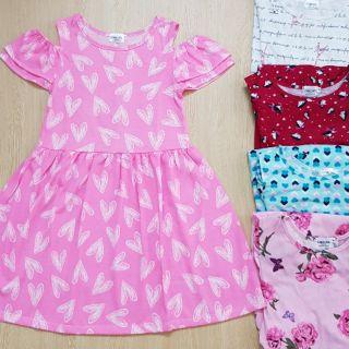 Đầm cánh tiên size đại cho bé từ 25kg-40kg