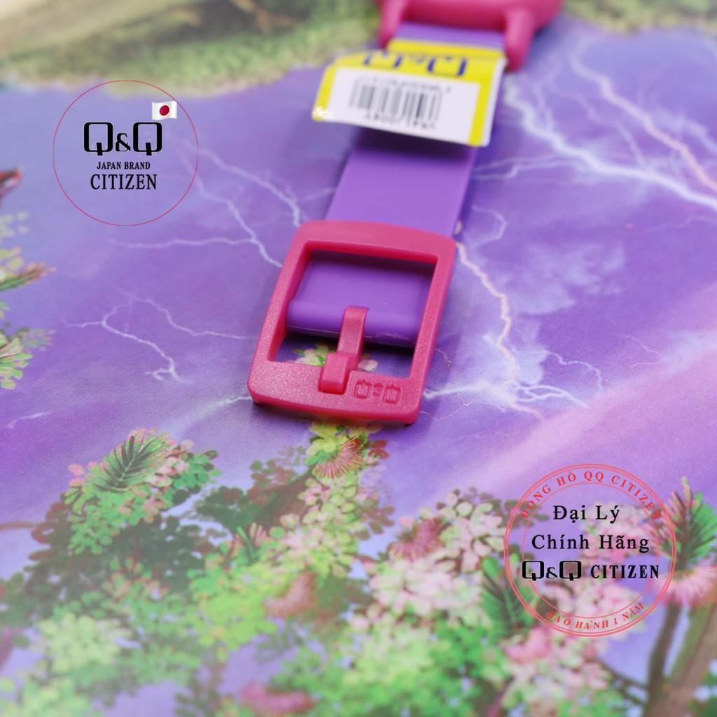 Đồng hồ trẻ em Q&Q Citizen VR41J006Y thương hiệu Nhật Bản