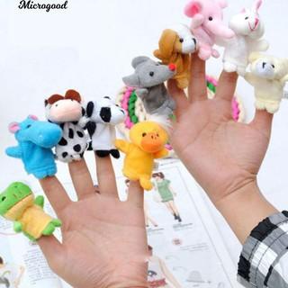 Rối ngón tay hình các con vật