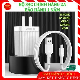 [BỘ SẠC CHÍNH HÃNG] Cáp củ B03 SD Design, an toàn, cốc và day sac iphone, MicroUsb , Type C chất lượng tốt, bảo hành thumbnail