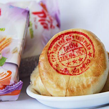 Bánh Pía Đậu Sầu Riêng 4 Sao Tân Huê Viên
