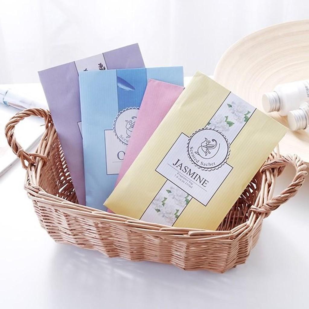 [GIÁ SỈ] Túi thơm treo phòng chống mùi ẩm mốc(6 túi)
