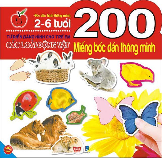 200 MIẾNG BÓC DÁN THÔNG MINH