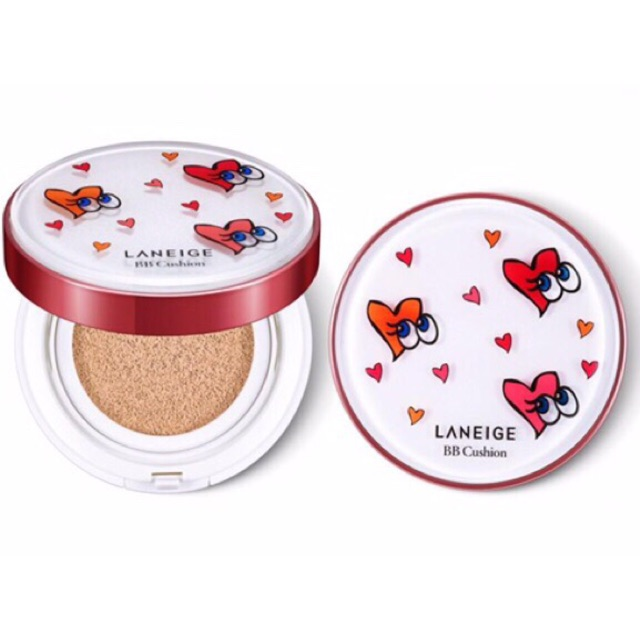 FOLLOW 12/06 Phấn nước Laneige BB Cushion SPF 50+ PA +++