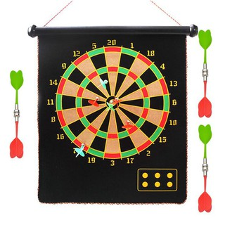 Dart Board Dartboard 15″/17″ Inches Set With 6 Darts/12 inches with 4darts